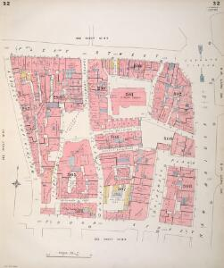 Insurance Plan of City of London Vol. II: sheet 32