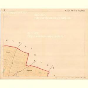 Nespitz - m1752-1-004 - Kaiserpflichtexemplar der Landkarten des stabilen Katasters