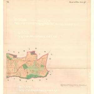 Modes - m1739-1-006 - Kaiserpflichtexemplar der Landkarten des stabilen Katasters