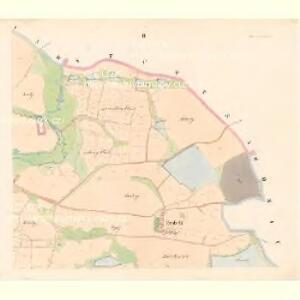Wtschelnitz - c5204-2-002 - Kaiserpflichtexemplar der Landkarten des stabilen Katasters