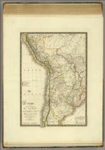 Perou, Haut-Perou, Chili, La Plata.