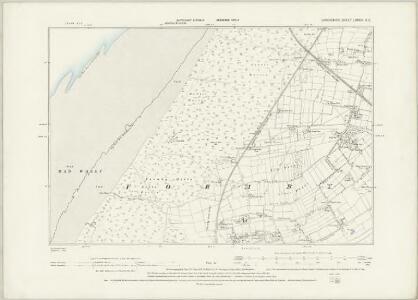 Lancashire LXXXII.SW - OS Six-Inch Map