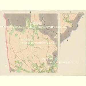 Klösterle (Klassterec) - c3130-1-002 - Kaiserpflichtexemplar der Landkarten des stabilen Katasters