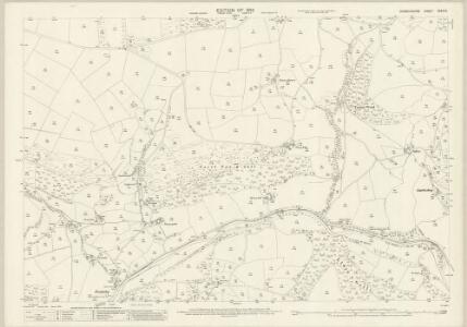 Denbighshire XXXIX.8 (includes: Glyntraean) - 25 Inch Map