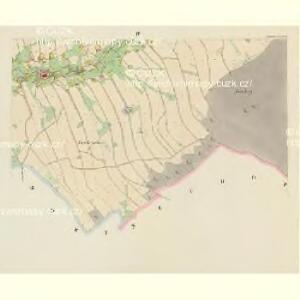 Tschenkowitz (Czenkowice) - c0848-1-003 - Kaiserpflichtexemplar der Landkarten des stabilen Katasters
