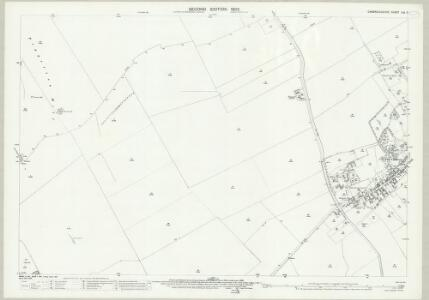 Cambridgeshire LIX.7 (includes: Duxford; Ickleton) - 25 Inch Map