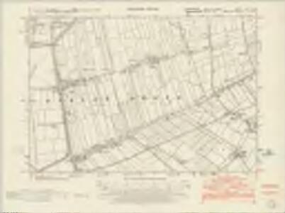 Lincolnshire CLIV.NE - OS Six-Inch Map