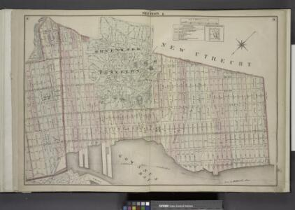 Brooklyn, Double Page Section 6; [Including Wards 8,  22]