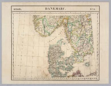 Danemarc. Europe 8.