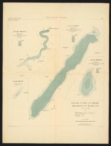 Lacs de St. Point, de Remoray, des Brenets et de Malpas