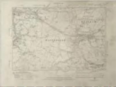 Derbyshire II.SW - OS Six-Inch Map