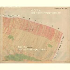 Urbau - m3488-1-005 - Kaiserpflichtexemplar der Landkarten des stabilen Katasters