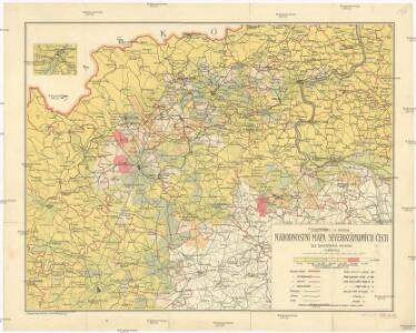 Národnostní mapa severozápadních Čech