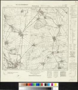 Meßtischblatt 2868, neue Nr. 4932 : Stotternheim, 1936