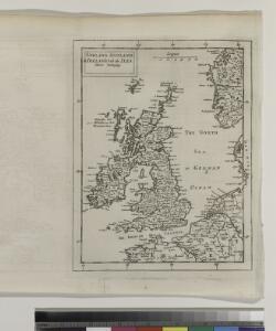 England, Scotland & Ireland, with the iles thereto belonging.
