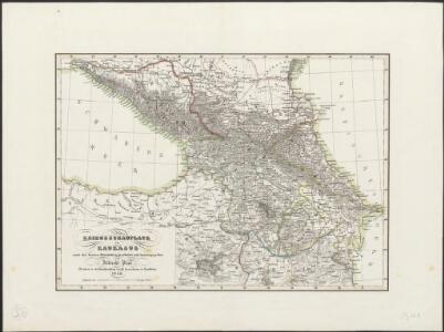 Kriegsschauplatz im Kaukasus