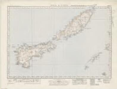 Coll  & Tiree (52) - OS One-Inch map