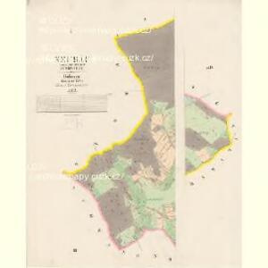 Neubäu - c5301-1-001 - Kaiserpflichtexemplar der Landkarten des stabilen Katasters