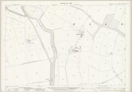 Yorkshire CXCVI.13 (includes: Leconfield; Tickton) - 25 Inch Map