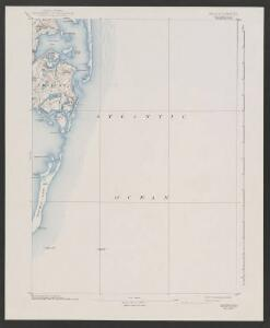 Chatham quadrangle, Massachusetts