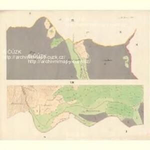 Brumow - m0231-1-003 - Kaiserpflichtexemplar der Landkarten des stabilen Katasters