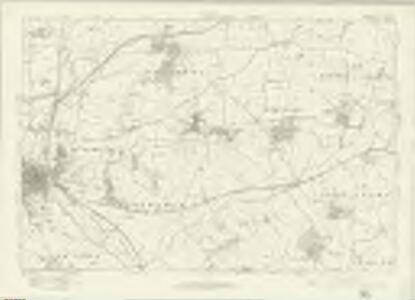 Northamptonshire LVIII - OS Six-Inch Map