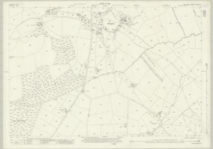Wiltshire XXXVIII.10 (includes: Southwick; Wingfield) - 25 Inch Map