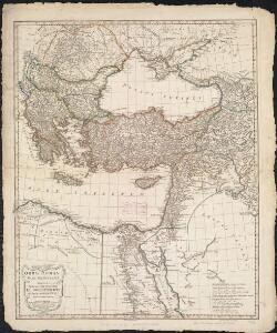 Orbis Romani pars orientalis, auspiciis serenissimi principis Ludovici Philippi Aurelianorum ducis publici juris facta
