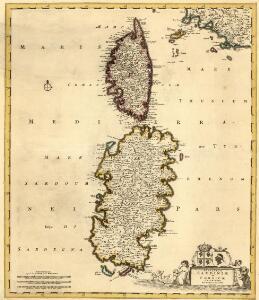 Insularum Sardiniae et Corsicae Descriptio