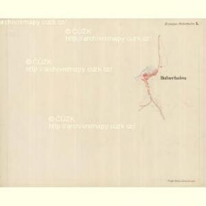 Hafnerluden - m1637-1-006 - Kaiserpflichtexemplar der Landkarten des stabilen Katasters