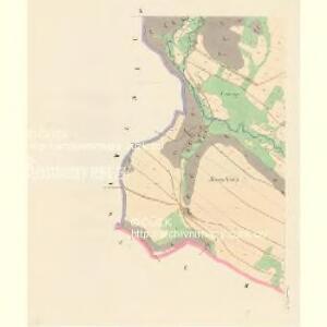 Kunwald - c3723-1-009 - Kaiserpflichtexemplar der Landkarten des stabilen Katasters