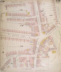 Insurance Plan of London North District Vol. E: sheet 26
