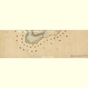Nikolsburg - m1785-1-033 - Kaiserpflichtexemplar der Landkarten des stabilen Katasters