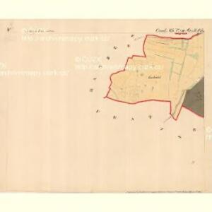 Nespitz - m1752-1-005 - Kaiserpflichtexemplar der Landkarten des stabilen Katasters