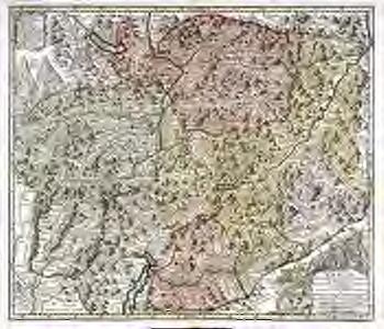 Rhætia foederata cum confinibus et subditis suis Valle Telina, comitatu Clavennensi et Bormiensi