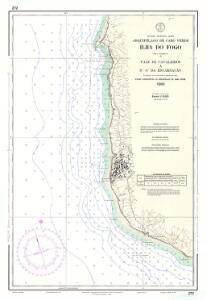 Arquipélago de Cabo Verde Ilha do Fogo Vale de Cavaleiros a Nª Sª da Encarnação