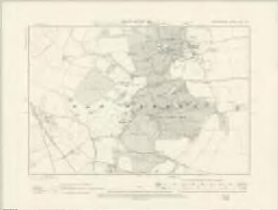Bedfordshire XVII.SE - OS Six-Inch Map