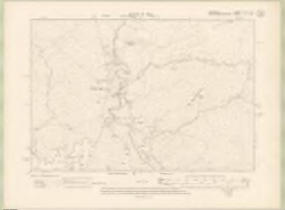 Ayrshire Sheet LXIII.SE - OS 6 Inch map