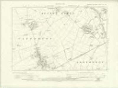 Yorkshire CLXII.NW - OS Six-Inch Map