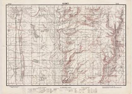 Lambert-Cholesky sheet 3345 (Cucueți)