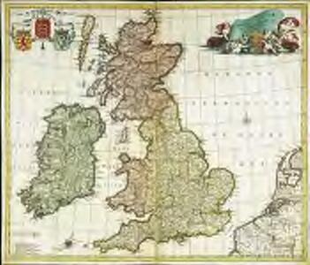 Nova totius Angliæ, Scotiæ, et Hiberniæ tab