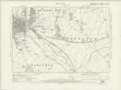 Northamptonshire LVIII.SW - OS Six-Inch Map