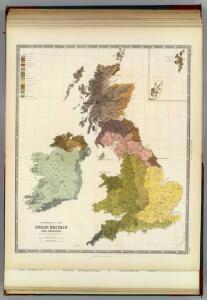 Ethnographic, Gt. Brit., Ireland.