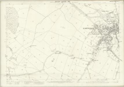 Berkshire VIII.9 (includes: Great Coxwell; Great Faringdon; Little Coxwell) - 25 Inch Map