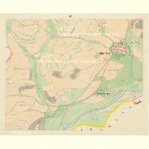 Dobrschin - c1199-1-004 - Kaiserpflichtexemplar der Landkarten des stabilen Katasters