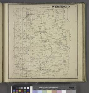 Westerlo [Township]