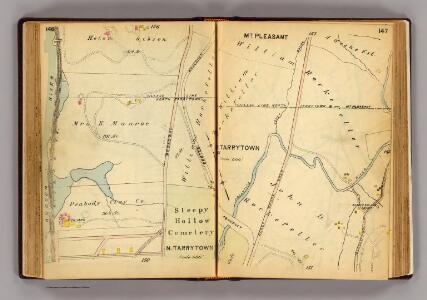 146-147 N. Tarrytown, Mt. Pleasant.
