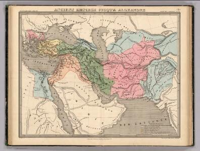 Anciens Empires Jusqua Alexandre.