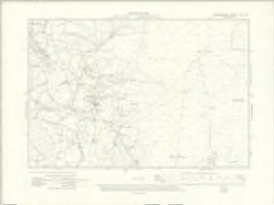 Denbighshire XVI.SE - OS Six-Inch Map