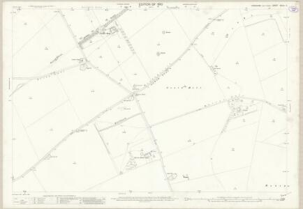 Yorkshire CXLIV.2 (includes: Cottam; Langtoft; Luttons; Weaverthorpe) - 25 Inch Map